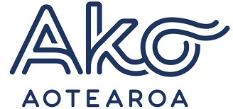 NZ VET Research Forum 2020 Host Ako Aotearoa Logo